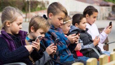 Social network infanzia