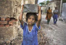 Lavoro minorile infanzia negata